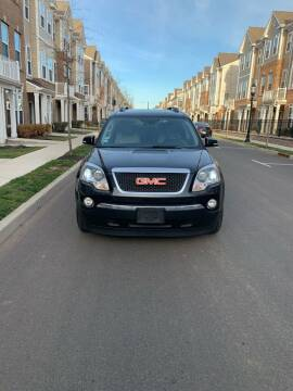 2012 GMC Acadia for sale at Pak1 Trading LLC in South Hackensack NJ
