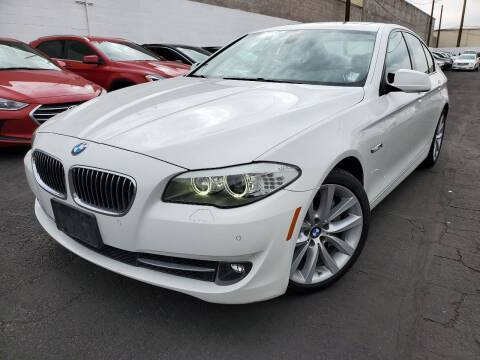 2011 BMW 5 Series for sale at Auto Center Of Las Vegas in Las Vegas NV