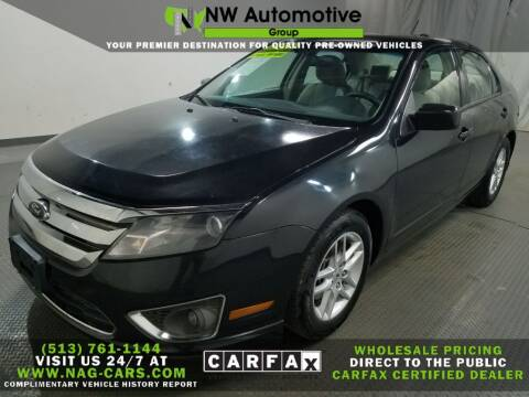 2010 Ford Fusion for sale at NW Automotive Group in Cincinnati OH