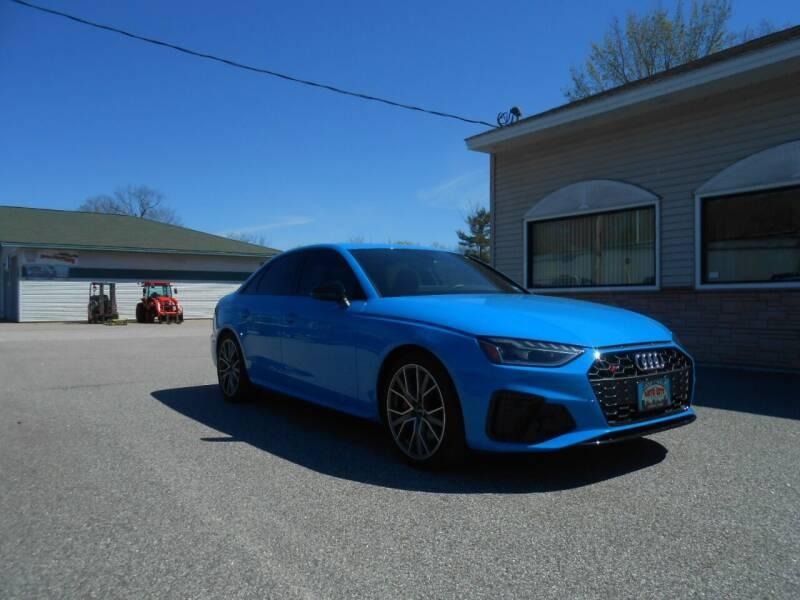 2020 Audi S4 for sale in Auburn, ME