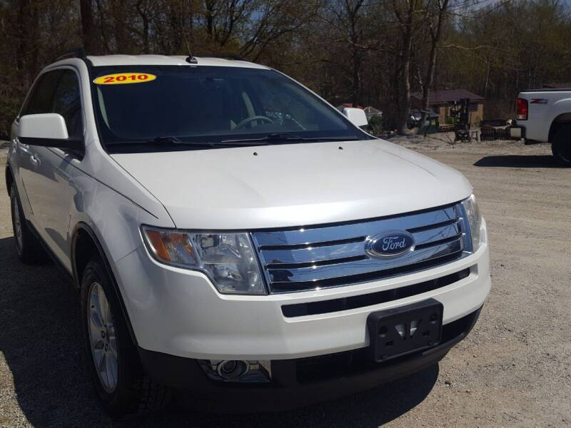 2010 Ford Edge for sale at Jack Cooney's Auto Sales in Erie PA