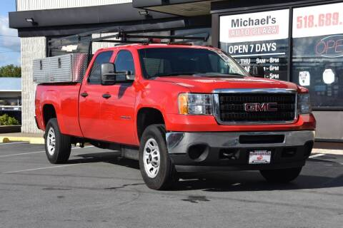 2013 GMC Sierra 3500HD for sale at Michaels Auto Plaza in East Greenbush NY