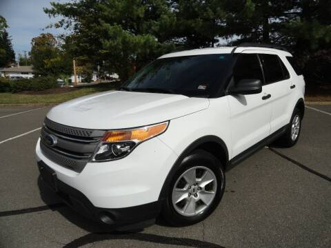 2013 Ford Explorer for sale at TJ Auto Sales LLC in Fredericksburg VA