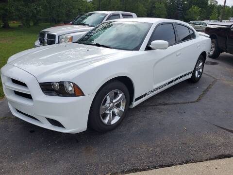 2013 Dodge Charger for sale at All State Auto Sales, INC in Kentwood MI