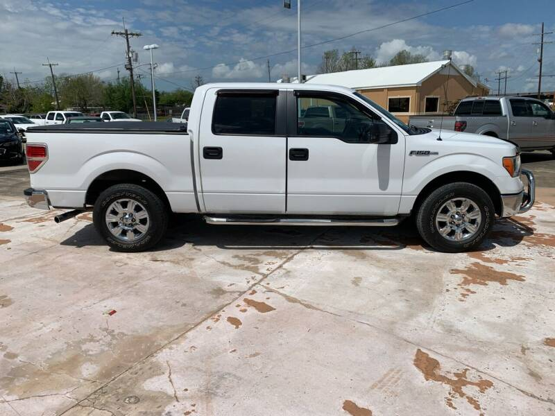 2010 Ford F-150 for sale at Uncle Ronnie's Auto LLC in Houma LA