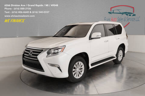 2015 Lexus GX 460 for sale at Elvis Auto Sales LLC in Grand Rapids MI