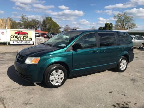 2009 Dodge Grand Caravan for sale at Cordova Motors in Lawrence KS