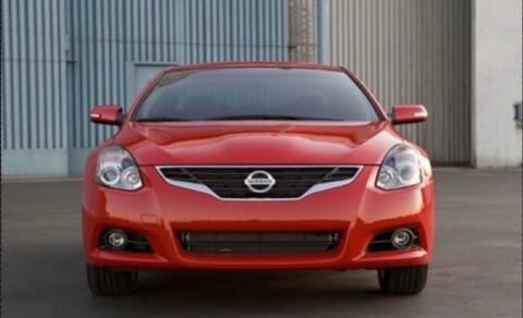 2010 Nissan Altima for sale at Dreamline Motors in Coolidge AZ