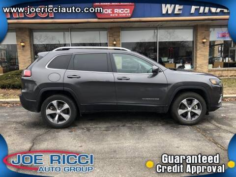 2019 Jeep Cherokee for sale at Mr Intellectual Cars in Shelby Township MI