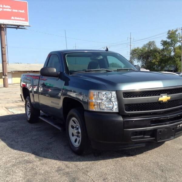2013 Chevrolet Silverado 1500 for sale at Ital Auto in Oklahoma City OK