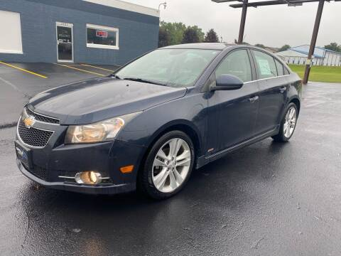 2014 Chevrolet Cruze for sale at Eagle Auto LLC in Green Bay WI