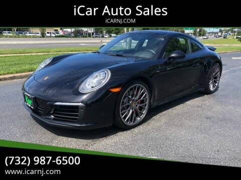 2018 Porsche 911 for sale at iCar Auto Sales in Howell NJ