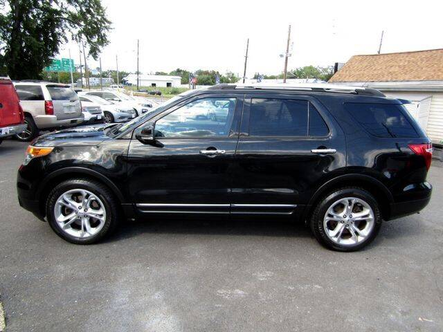 2014 Ford Explorer for sale at American Auto Group Now in Maple Shade NJ