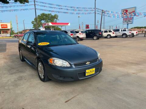 2010 Chevrolet Impala for sale at Russell Smith Auto in Fort Worth TX