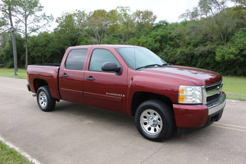 2008 Chevrolet Silverado 1500 for sale at Clear Lake Auto World in League City TX