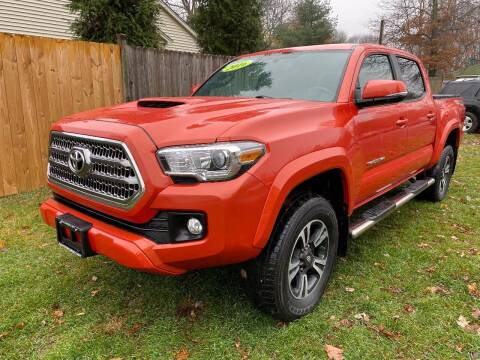 2016 Toyota Tacoma for sale at ALL Motor Cars LTD in Tillson NY