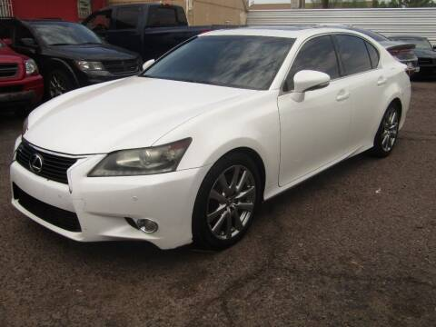 2013 Lexus GS 350 for sale at Van Buren Motors in Phoenix AZ