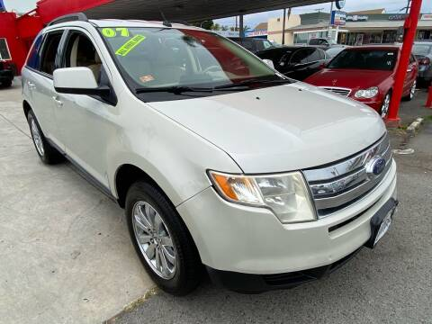 2007 Ford Edge for sale at North County Auto in Oceanside CA