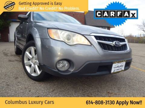 2008 Subaru Outback for sale at Columbus Luxury Cars in Columbus OH