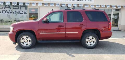 2011 Chevrolet Tahoe for sale at HomeTown Motors in Gillette WY