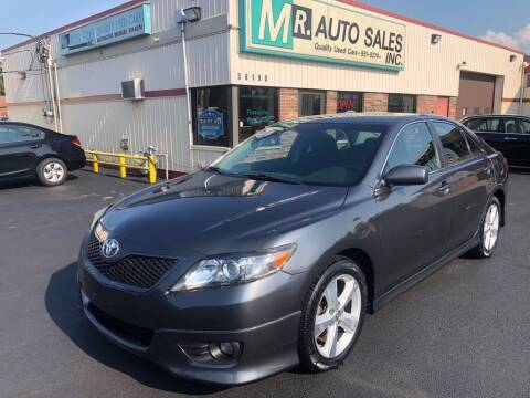 2010 Toyota Camry for sale at MR Auto Sales Inc. in Eastlake OH