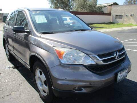 2011 Honda CR-V for sale at F & A Car Sales Inc in Ontario CA