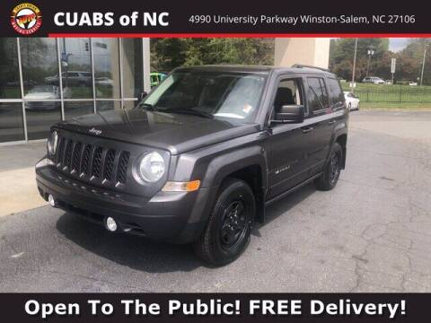 2016 Jeep Patriot for sale at Summit Credit Union Auto Buying Service in Winston Salem NC