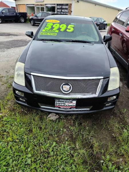 2009 Cadillac STS V6 Luxury 4dr Sedan w/ Navigation - South Chicago Heights IL