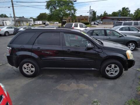 2005 Chevrolet Equinox for sale at D and D All American Financing in Warren MI