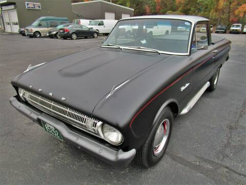 1961 Ford Falcon for sale at Route 12 Auto Sales in Leominster MA