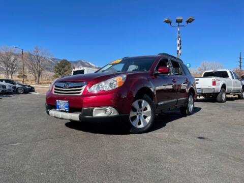 2012 Subaru Outback for sale at Lakeside Auto Brokers Inc. in Colorado Springs CO