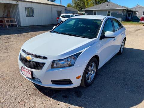 2014 Chevrolet Cruze for sale at Truck City Inc in Des Moines IA