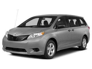 2015 Toyota Sienna for sale at Show Low Ford in Show Low AZ