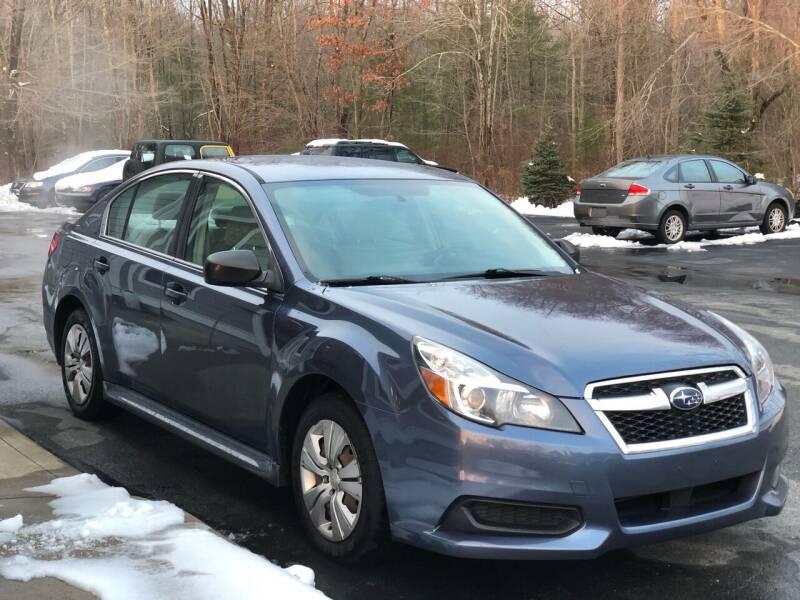 2014 Subaru Legacy for sale at Elite Auto Sales in North Dartmouth MA