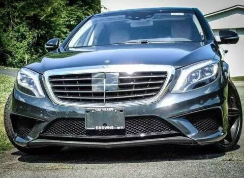 2015 Mercedes-Benz S-Class for sale at Used Imports Auto - Virginia Luxury Motors in Chantilly GA