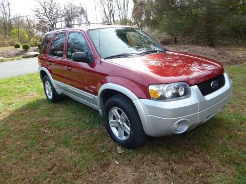 2006 Ford Escape Hybrid for sale at Kaners Motor Sales in Huntingdon Valley PA