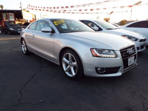 2009 Audi A5 for sale at 559 Motors in Fresno CA