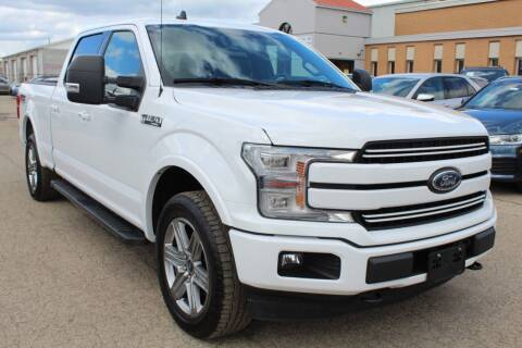 2019 Ford F-150 for sale at SHAFER AUTO GROUP in Columbus OH
