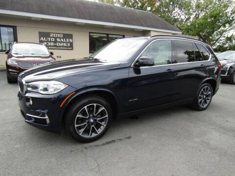 2015 BMW X5 for sale at 2010 Auto Sales in Troy NY
