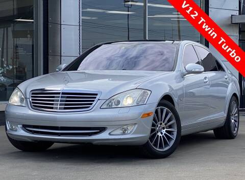 2007 Mercedes-Benz S-Class for sale at Carmel Motors in Indianapolis IN