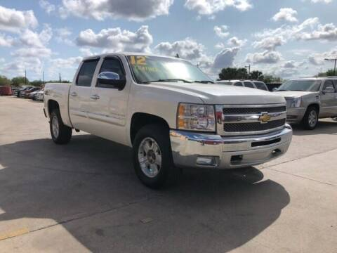 2012 Chevrolet Silverado 1500 for sale at Brownsville Motor Company in Brownsville TX