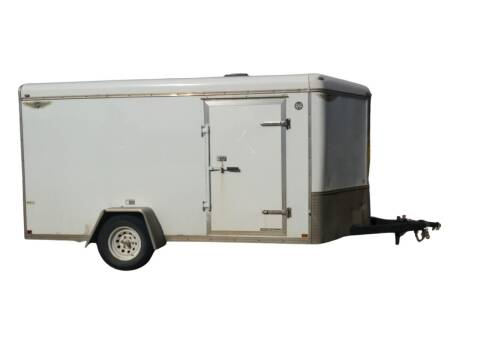 2004 USED 12 FOOT CARGO for sale at ALL STAR TRAILERS Used in , NE