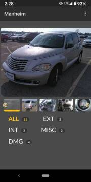 2006 Chrysler PT Cruiser for sale at Kidron Kars INC in Orrville OH