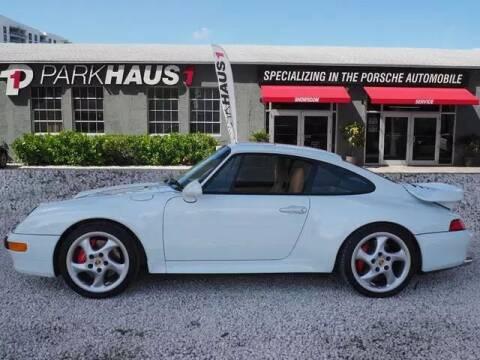 1997 Porsche 911 for sale at PARKHAUS1 in Miami FL