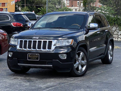 2011 Jeep Grand Cherokee for sale at Kugman Motors in Saint Louis MO