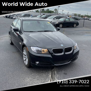 2011 BMW 3 Series for sale at World Wide Auto in Fayetteville NC