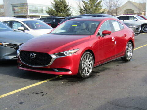 2021 Mazda Mazda3 Sedan for sale at Brunswick Auto Mart in Brunswick OH