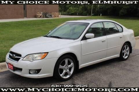 2009 Subaru Legacy for sale at My Choice Motors Elmhurst in Elmhurst IL