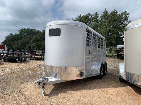 2022 Calico - 3 HORSE SLANT 16' X 6' X 7'  for sale at LJD Sales in Lampasas TX