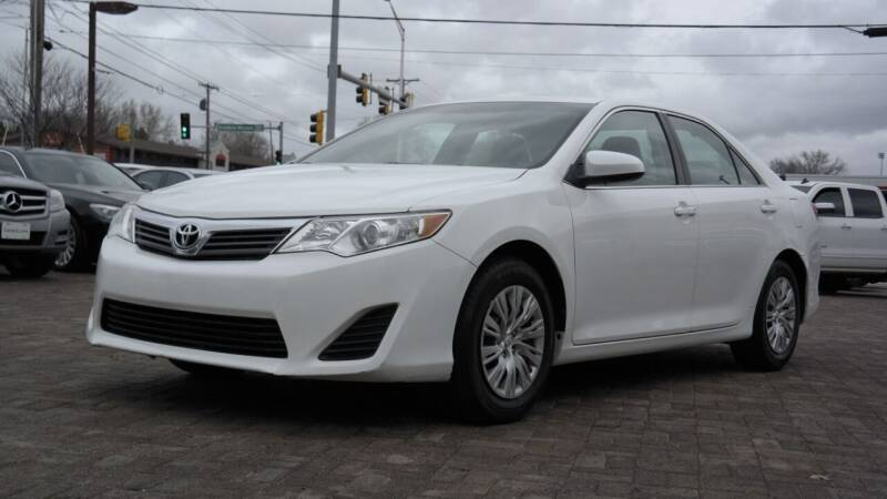 2014 Toyota Camry for sale at Cars-KC LLC in Overland Park KS